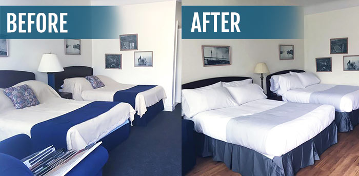 Before and After: Room Renovations