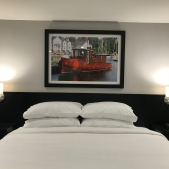 The Rosebud Suite<br> 1 King Bed